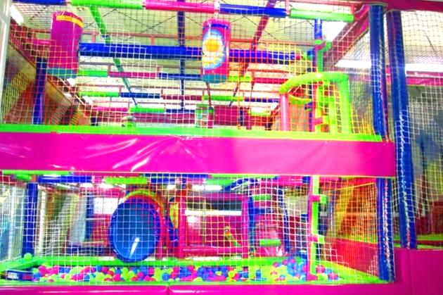 Hotel Las Yucas para niños mini club