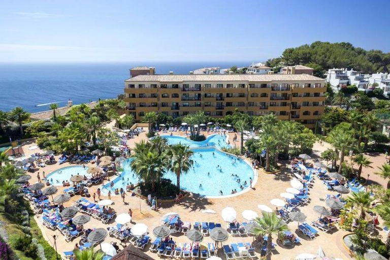 Hotel Best Alcazar para niños vistas