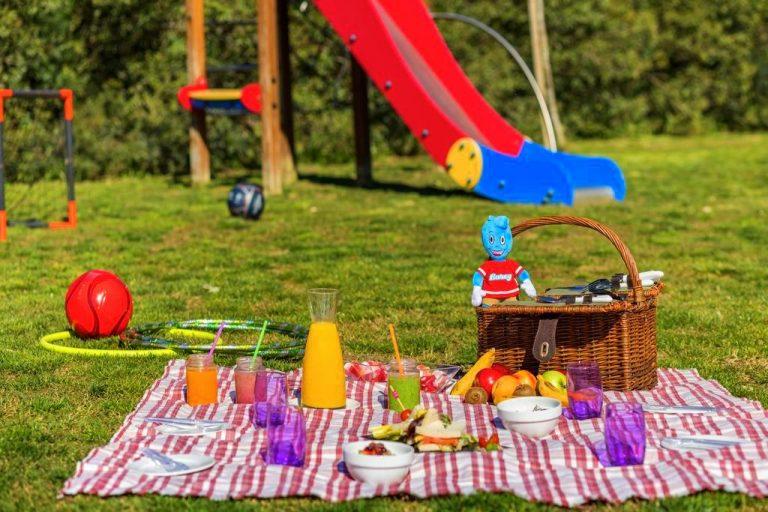 Barceló Montecastillo Golf hotel para niños parque infantil