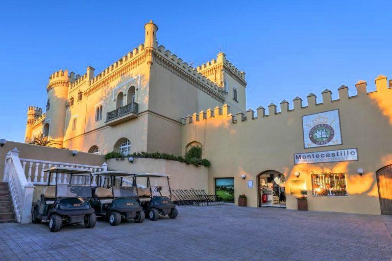 Barceló Montecastillo Golf hotel para niños