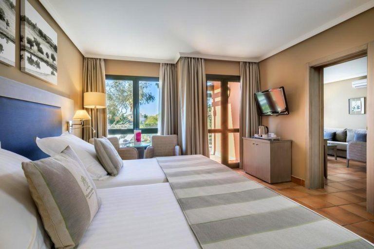 Barceló Montecastillo Golf hotel para niños habitación