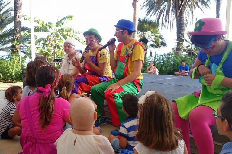 Estival Torrequebrada Hotel para niños mini club