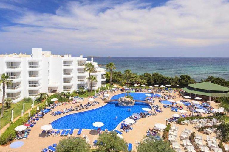 Aparthotel Tropic Garden hotel para ninos en Ibiza