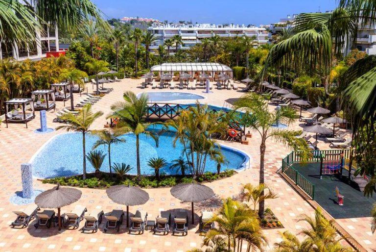 Barceló Marbella Hotel para niños piscina