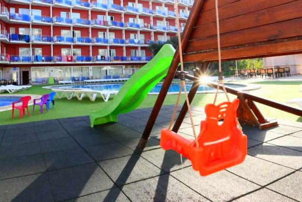 Hotel Don Juan Resort Hotel para niños parque infantil