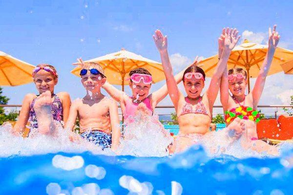 Hotel Don Juan Resort Hotel para niños piscina