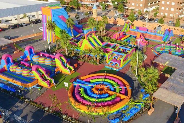 Marina D'Or Playa hotel para ninos juegos
