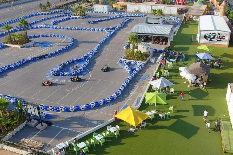 Marina D'Or Playa hotel para ninos