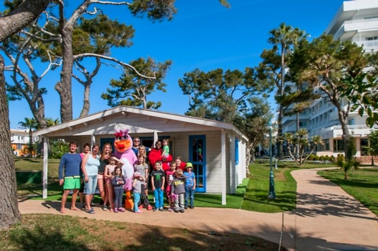 Hotel Playa Esperanza Hotel para niños miniclub
