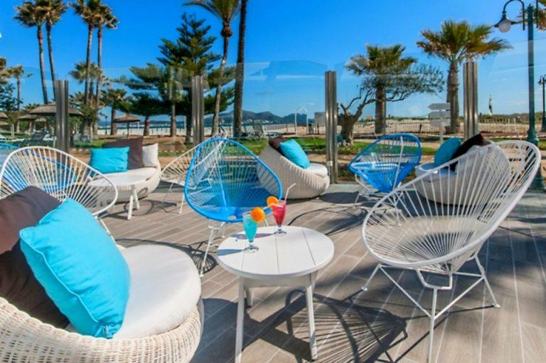 Hotel Playa Esperanza Hotel para niños parque infantil zona relax