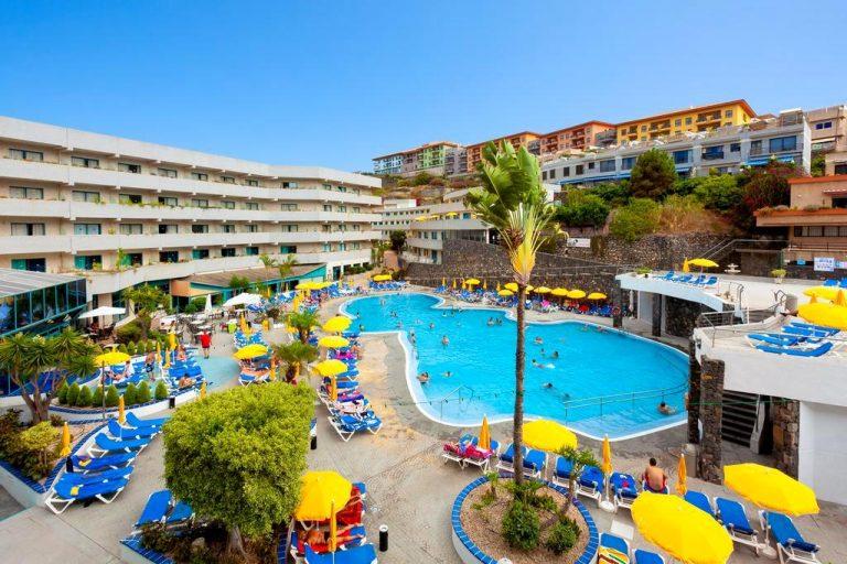 Hotel Turquesa Playa Hotel para niños piscina