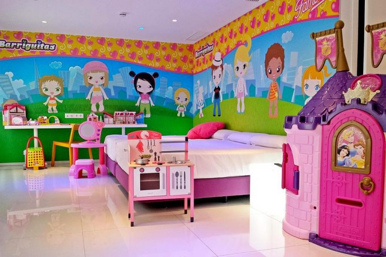Hotel del Juguete for kids