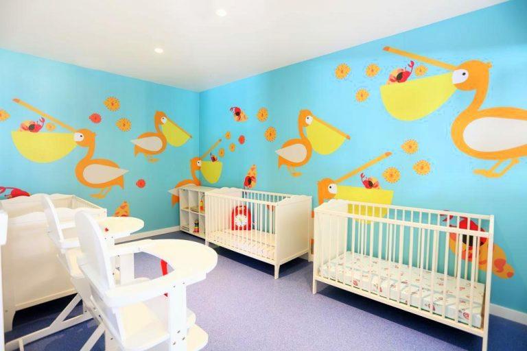 Iberostar Lanzarote Park hotel para niños club de bebes