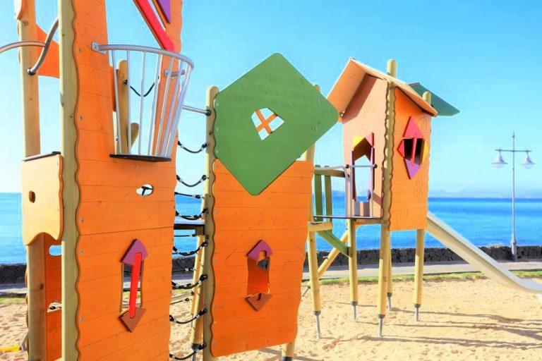 Iberostar Lanzarote Park hotel para niños parque infantil