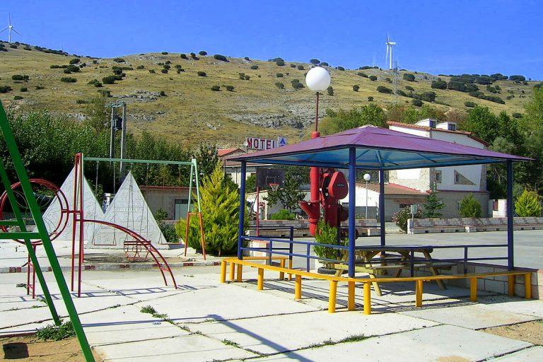 Picon del Conde camping para ninos con toboganes de agua