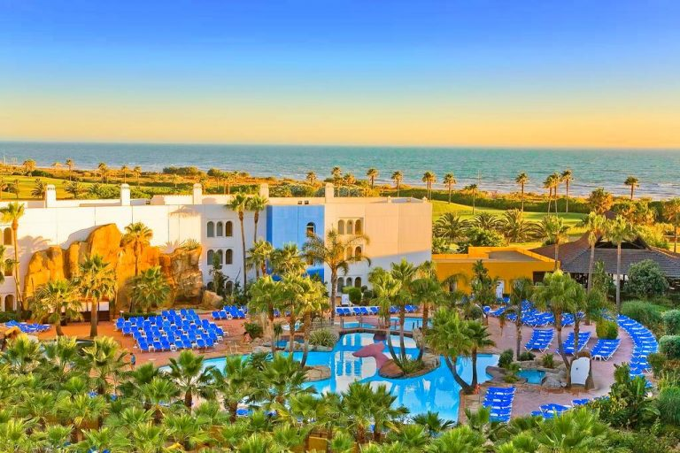Playaballena Aquapark & Spa Hotel para niños vistas