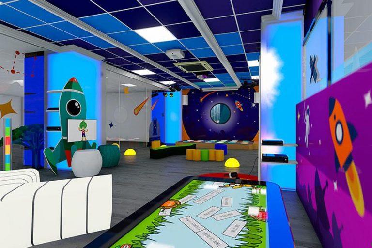 Spring Hotel Bitácora hotel para niños mini club