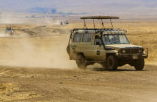 Jeep safari por el Teide y Masca