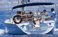 Paseo en velero por la costa sur de Tenerife
