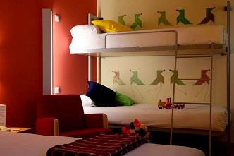 T3 Tirol hotel para ninos en Madrid