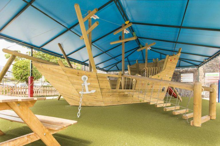 Be Live Experience Playa La Arena parque infantil