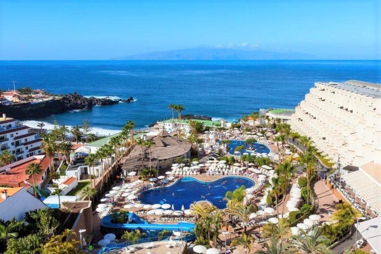 Be Live Experience Playa La Arena hotel para niños en Tenerife