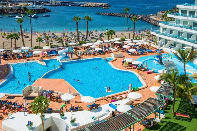 HOVIMA La Pinta Beachfront hotel para niños en Tenerife