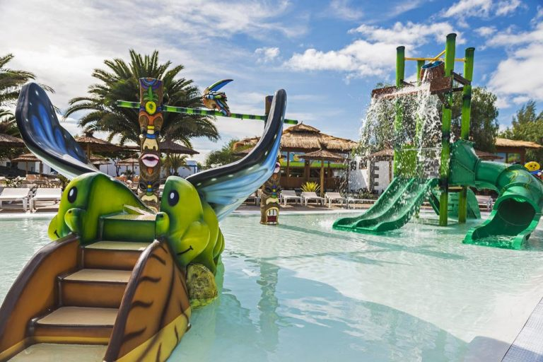Elba Lanzarote hotel para niños