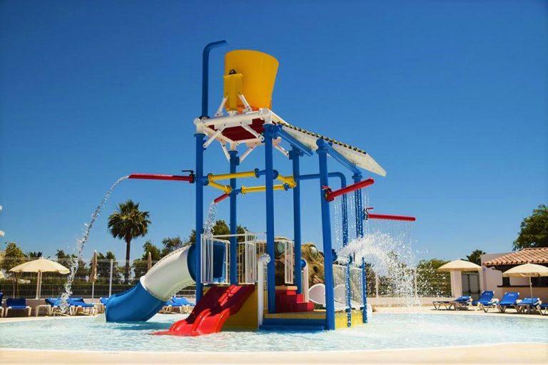 Playaballena Aquapark & Spa Hotel para niños en Cádiz