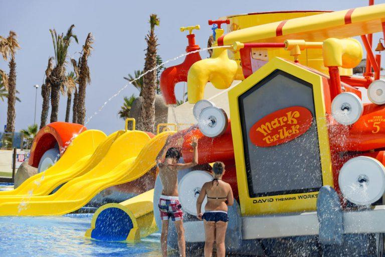 Mediterraneo Bay Hotel & Resort para niños en Roquetas de Mar